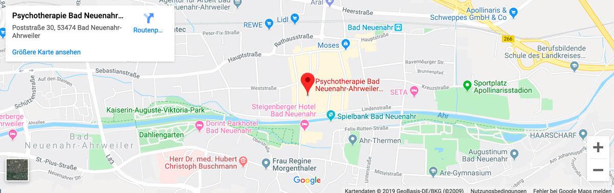 Phychotherapie Bad Neuenahr-Ahrweiler